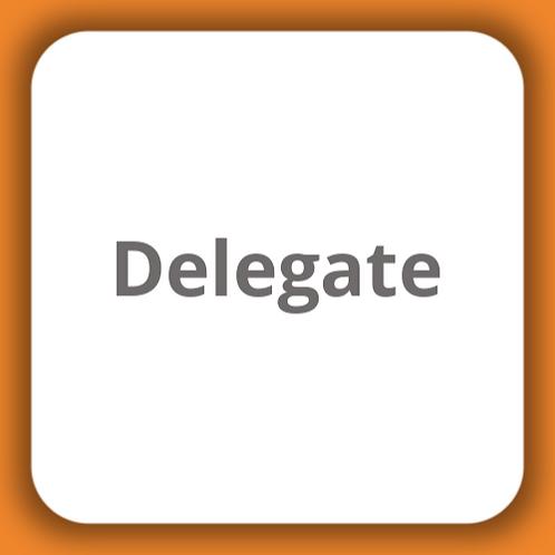 Delegate - ConstructionAM