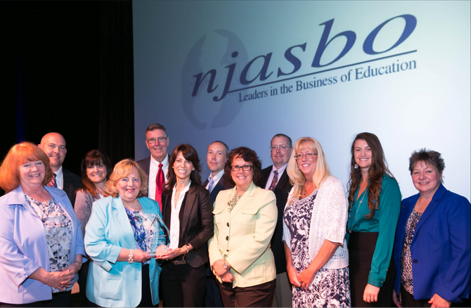 NJASBO Business Partner of the Year
