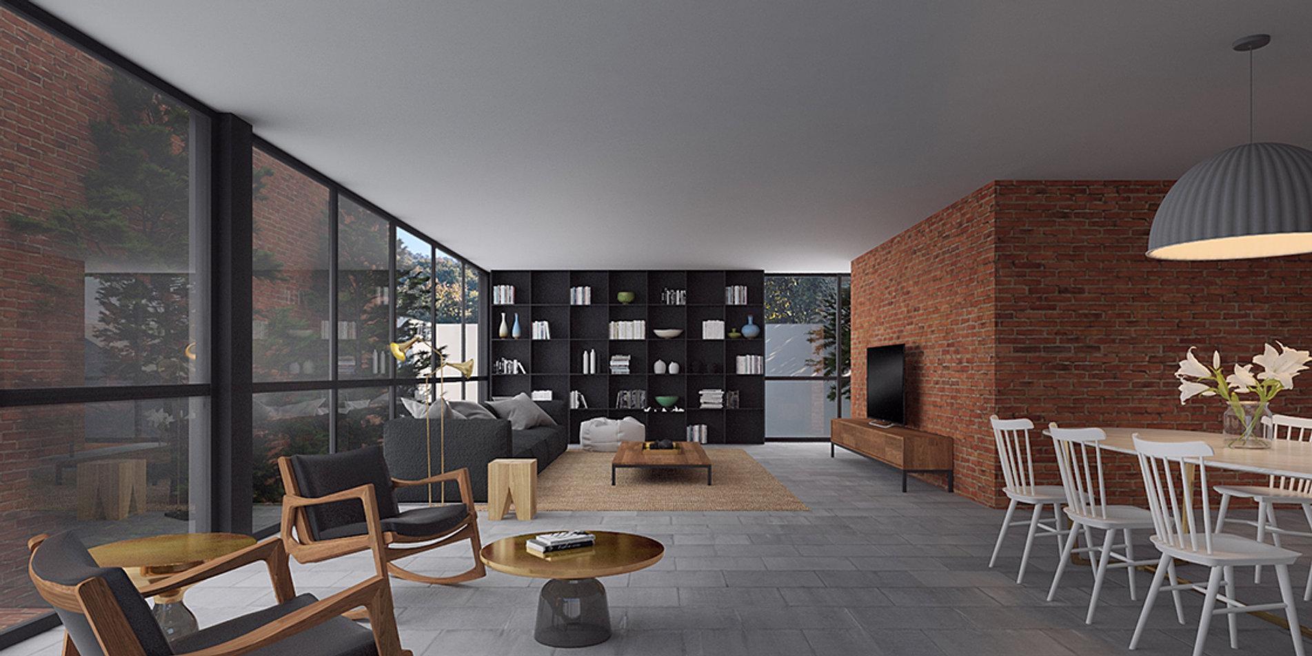 La Desarrolladora Arquitectura Residencial M Xico