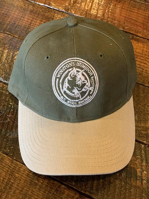 Winston's Hat Green