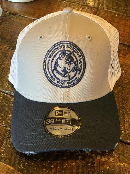 Winston's Hat New Era Distressed