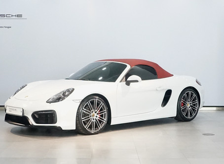 981 Boxster GTS