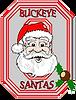 Buckeye Santa
