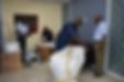 International moving services Nigeria