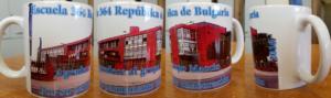 Agradecimiento escuela 364, República de Bulgaria