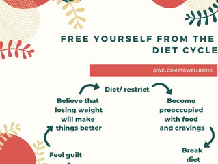 The endless dieting cycle