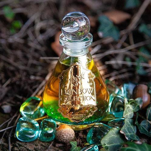 Forest Breath Sparkling Chakra Bath Oil 100ml