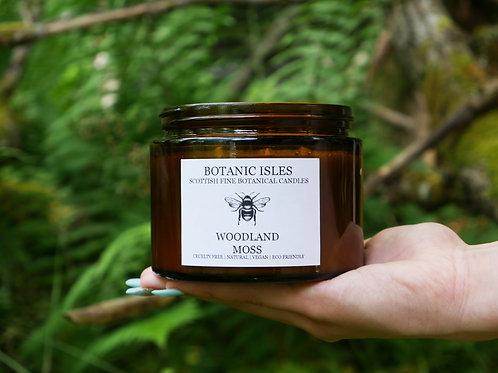 Woodland moss three wick jar candle