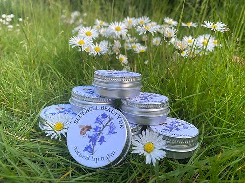 Scottish Unscented Lip Balm - Natural Organic Lip Balm