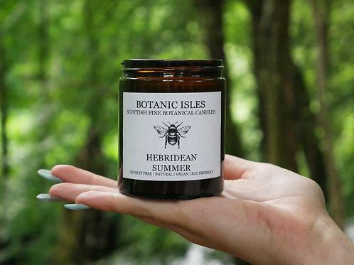 Hebridean Summer single wick mini jar candle