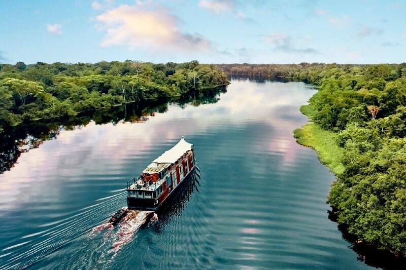 TOUR CORAÇÃO DA AMAZÔNIA 1
