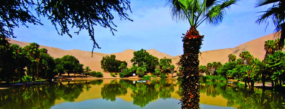 Oásis de Huacachina - Chile