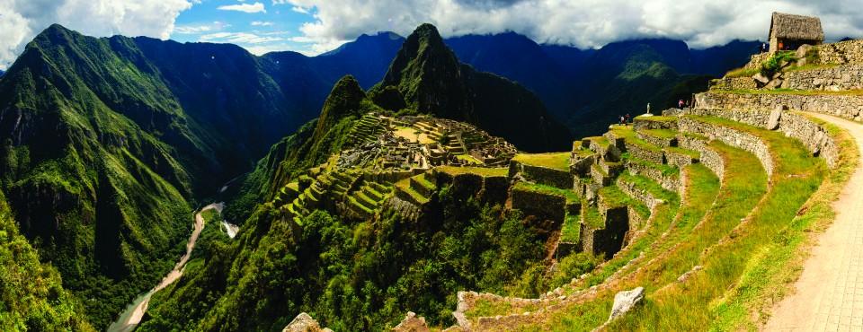 Ruinas de Machu-Picchu - Perú