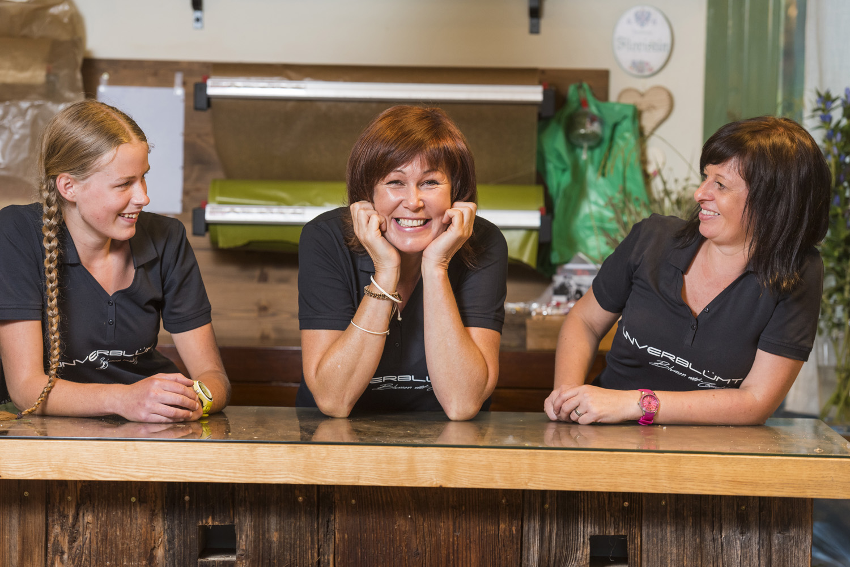 Team Edith, Lisa, Bianca Unverblümt