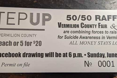 Suicide Awareness Raffle