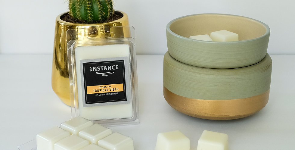 Tropical Vibes - Wax Melts