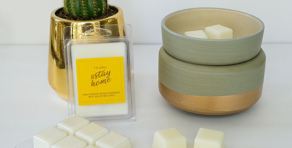 Stay Home - Wax Melts