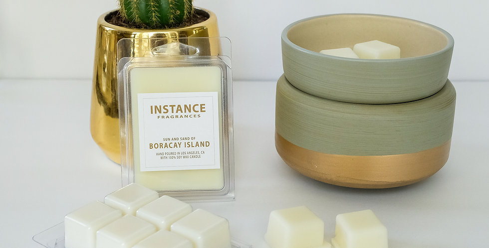 Sun and Sand of Boracay Island - Wax Melts