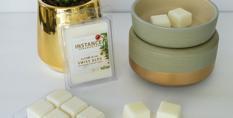 Autumn in the Swiss Alps- Wax Melts