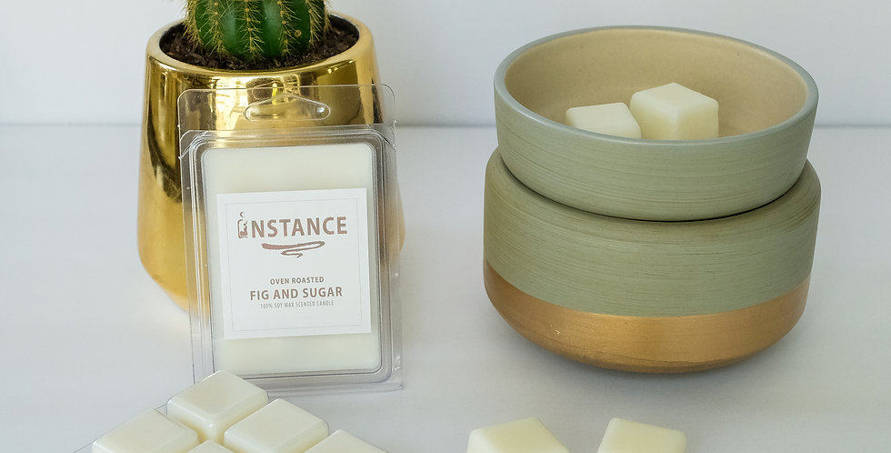 Oven Roasted Fig and Sugar - Wax Melts