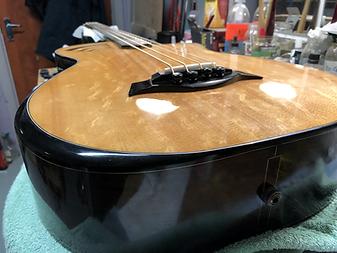 Custom Acoustic bass