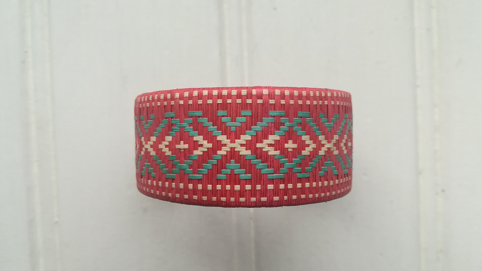 Bracelet fibre végétal Carïbia