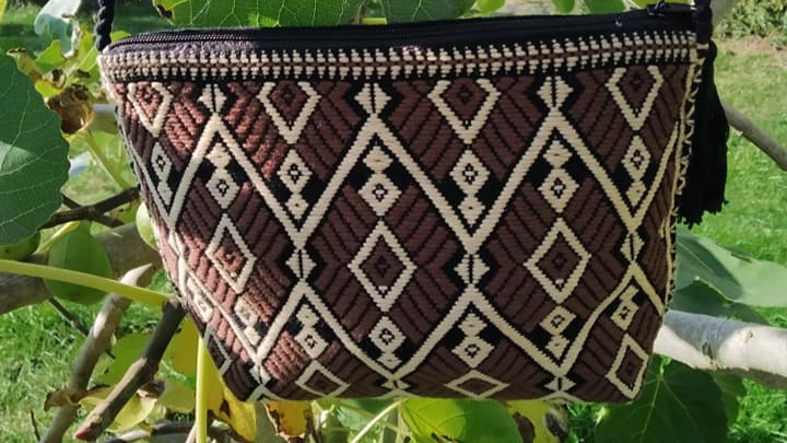 Pochette rembourrée du Chiapas