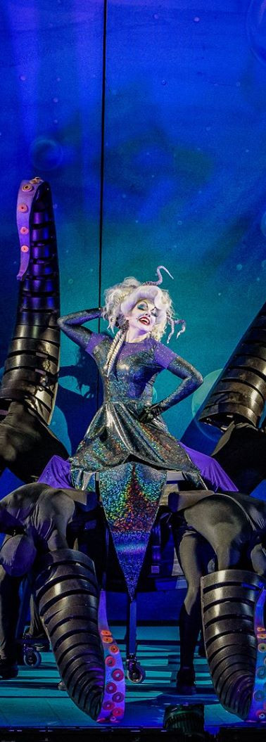 The Little Mermaid - The Muny St. Louis