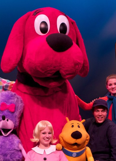 Clifford the Big Red Dog - National Tour