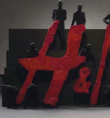 H&M web ad