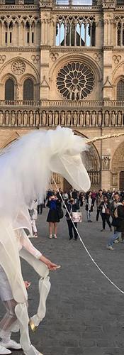 Thom Browne's Unicorn - Paris