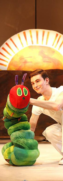 The Very Hungry Caterpillar - Off-Broadway