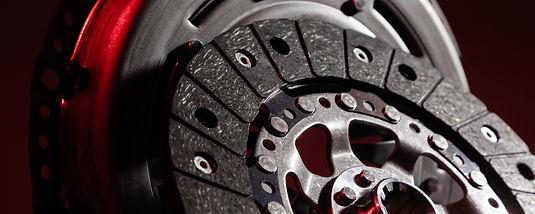 car part close-up clutch disc, luxury ca