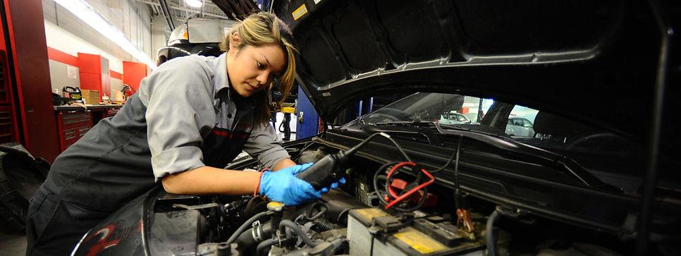 SaveU Mobile Tyres and Mechanics Female