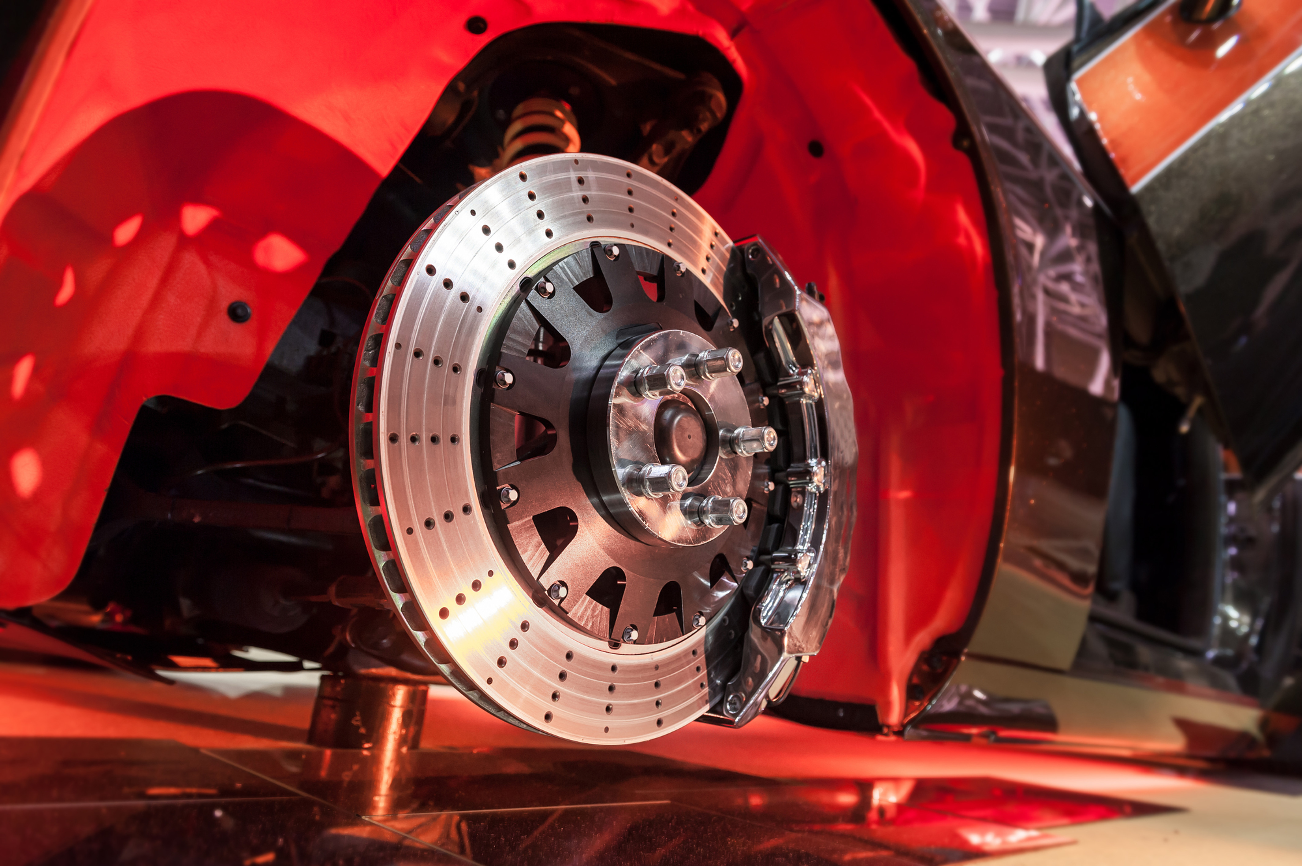 S W Mechanics Change complete Brakes