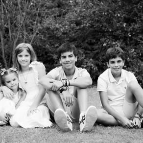 Lulu, Anabella, Tomas & Jose