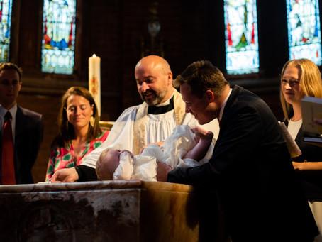 Freddy's Baptism