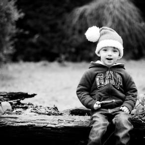 Christmas with Enzo