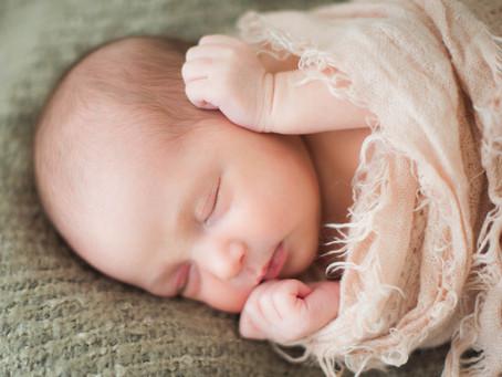 baby Ana Mia