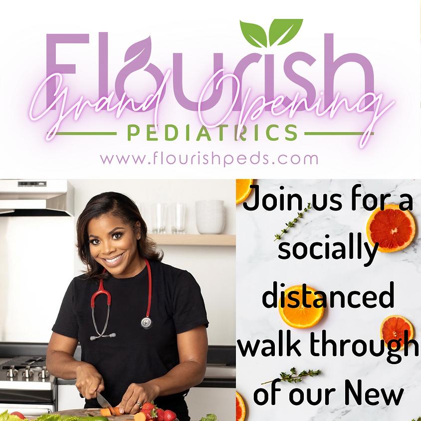 Flourish Pediatrics Open House