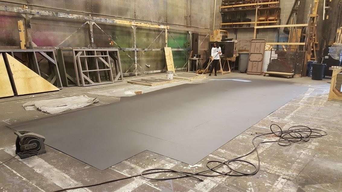 Floor Process Based