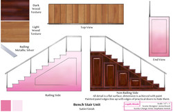 Bench Stair Unit