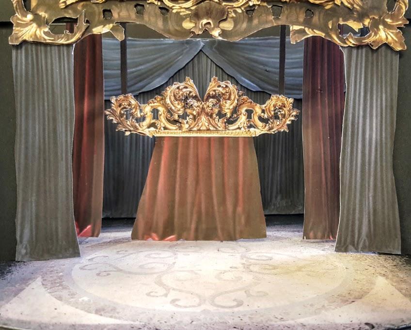 Valmont's Bedroom