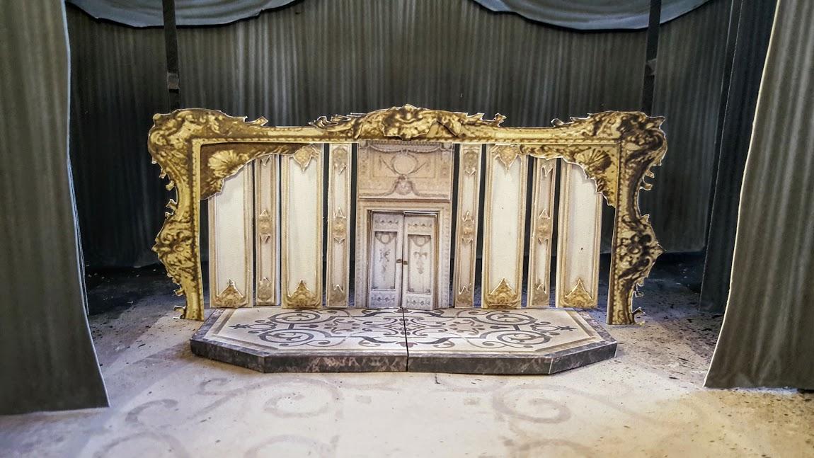 Tourvel's Salon