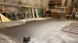 Floor Process Completed