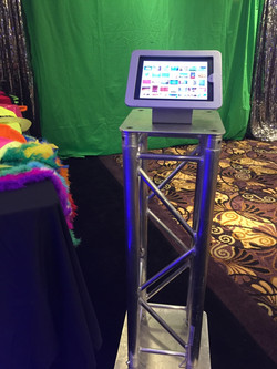 Green Screen Stations