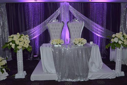 Weddings Thrones