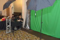 Green Screen Photo Station