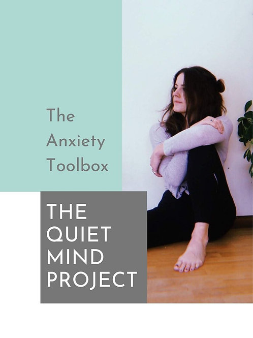 The Anxiety Toolbox