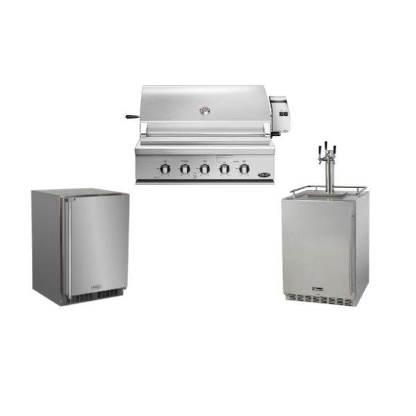 Outdoor Appliance Diagnosis